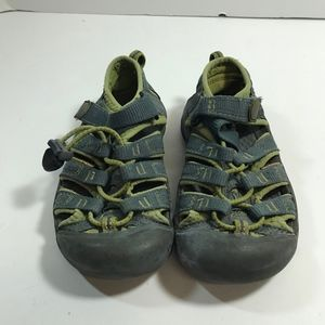 KEEN Newport H2 Kids Waterproof Sandals Size 12